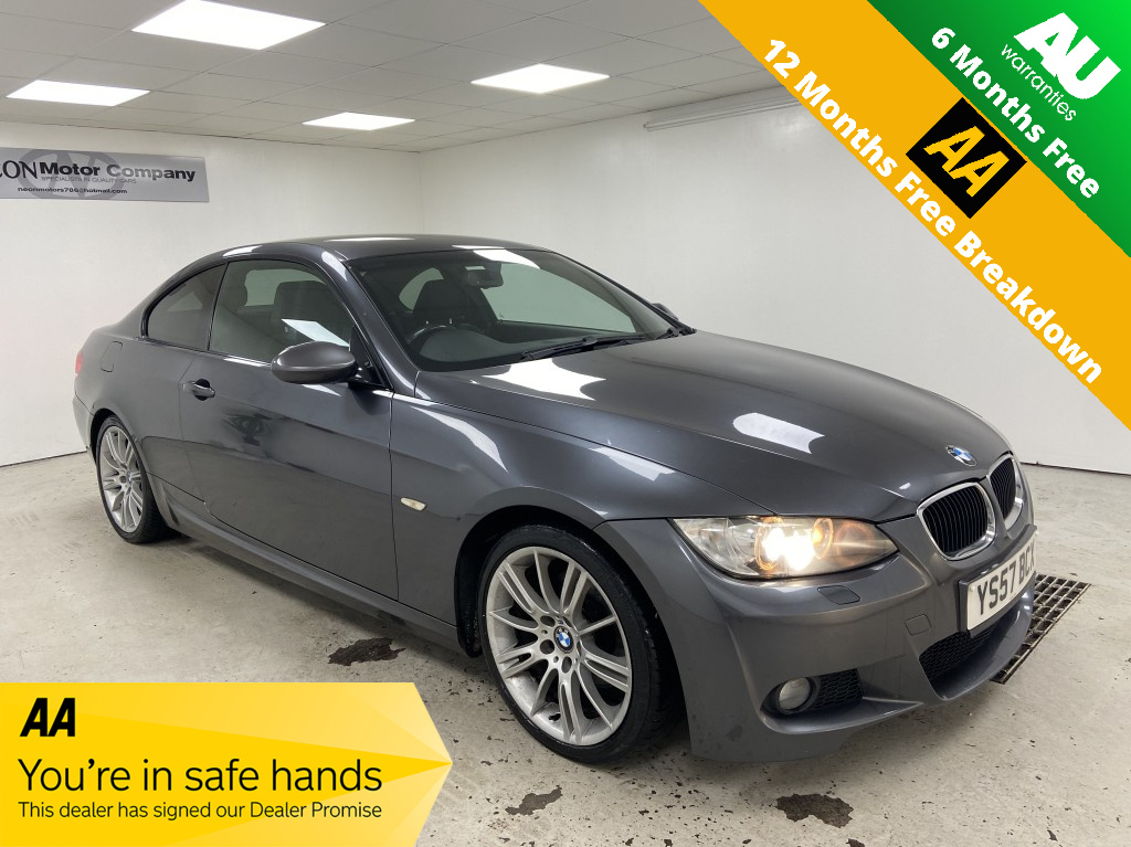 Used BMW 3 SERIES 2.0 320D M SPORT 2DR in West Yorkshire