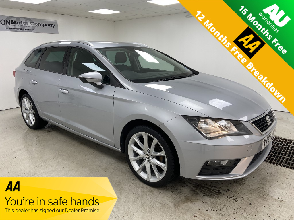 Used SEAT LEON 1.2 TSI SE DYNAMIC TECHNOLOGY 5DR in West Yorkshire