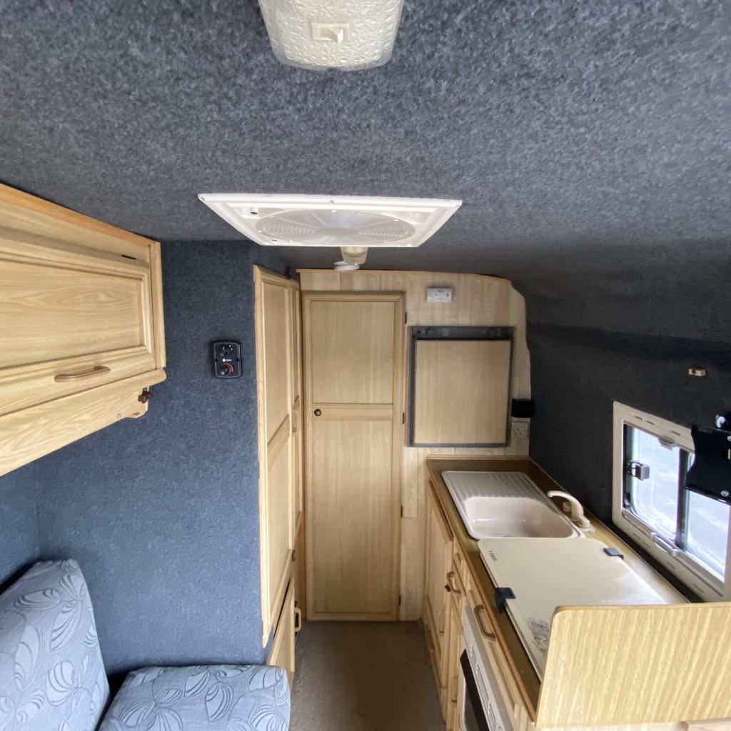 FIAT Camper  Conversion