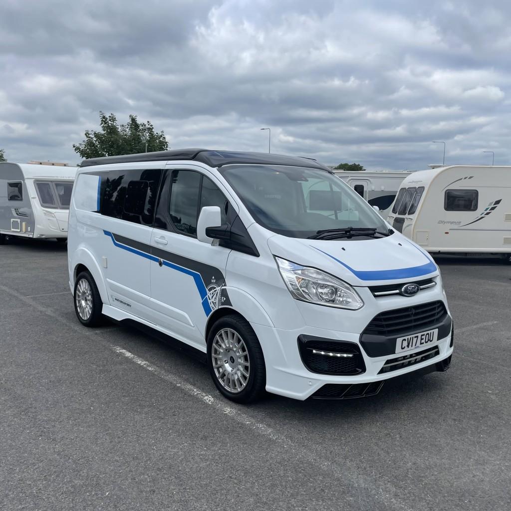 FORD KS Motorsport Camper van
