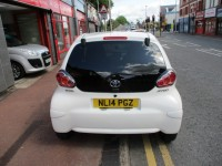 TOYOTA AYGO 1.0 VVT-I MOVE WITH STYLE 5DR