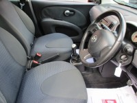 NISSAN MICRA 1.2 CHIC 5DR