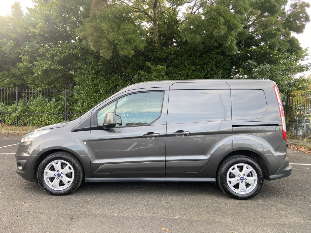 FORD TRANSIT CONNECT 1.6 200 LIMITED P/V