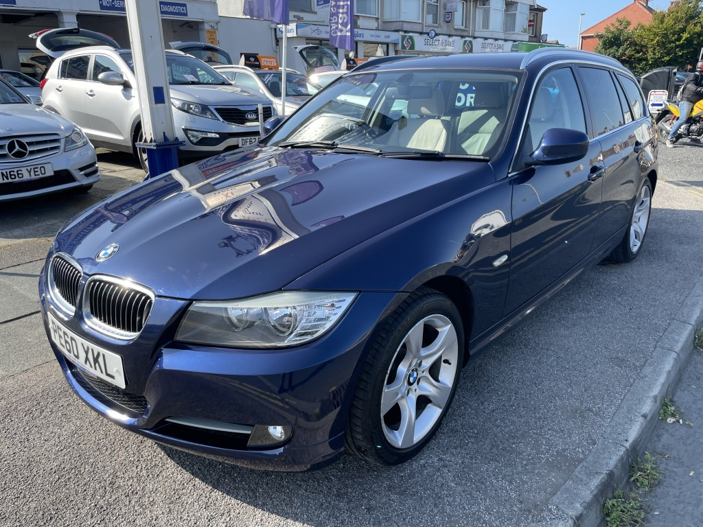 BMW 3 SERIES 2.0 318I EXCLUSIVE EDITION TOURING 5DR AUTOMATIC