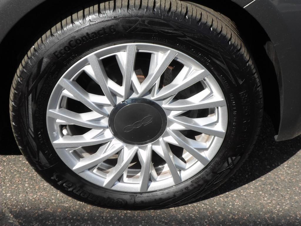 FIAT 500 LOUNGE 1.2 LOUNGE 3DR