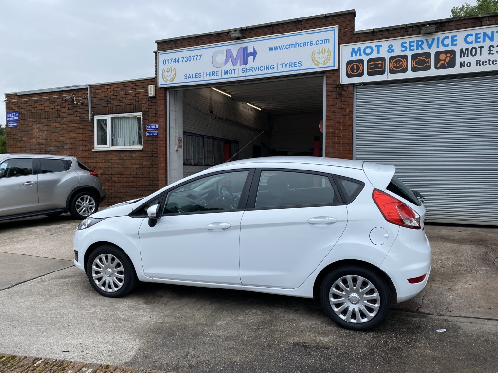 FORD FIESTA 1.5 STYLE TDCI 5DR