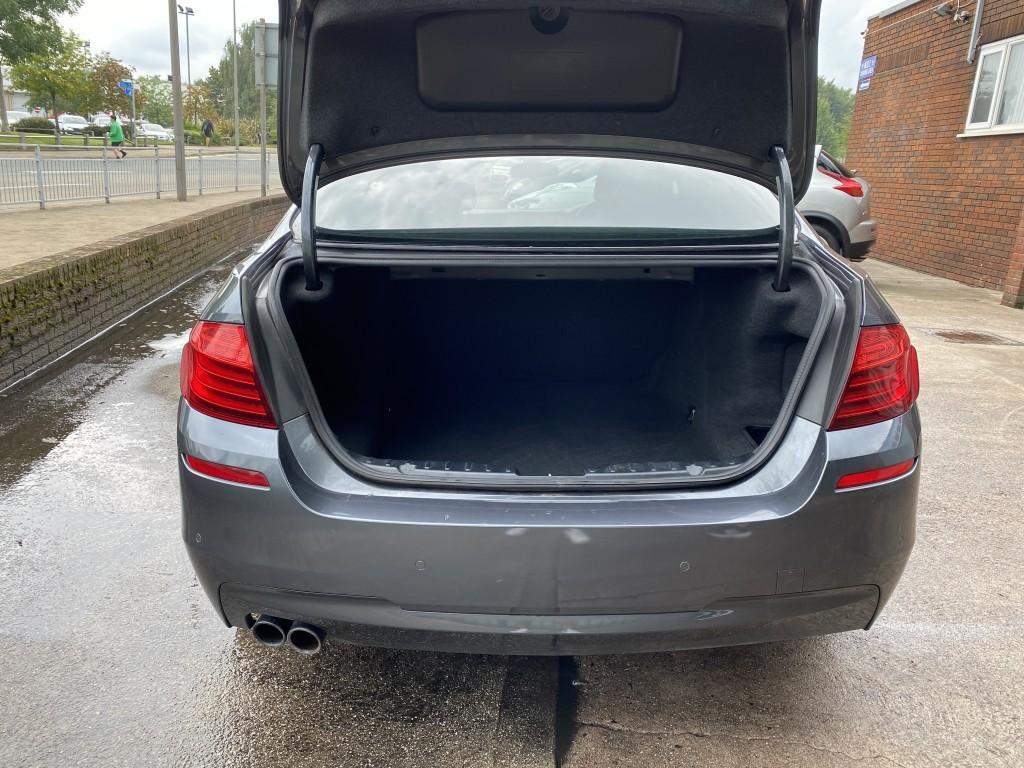 BMW 5 SERIES 3.0 530D M SPORT 4DR AUTOMATIC