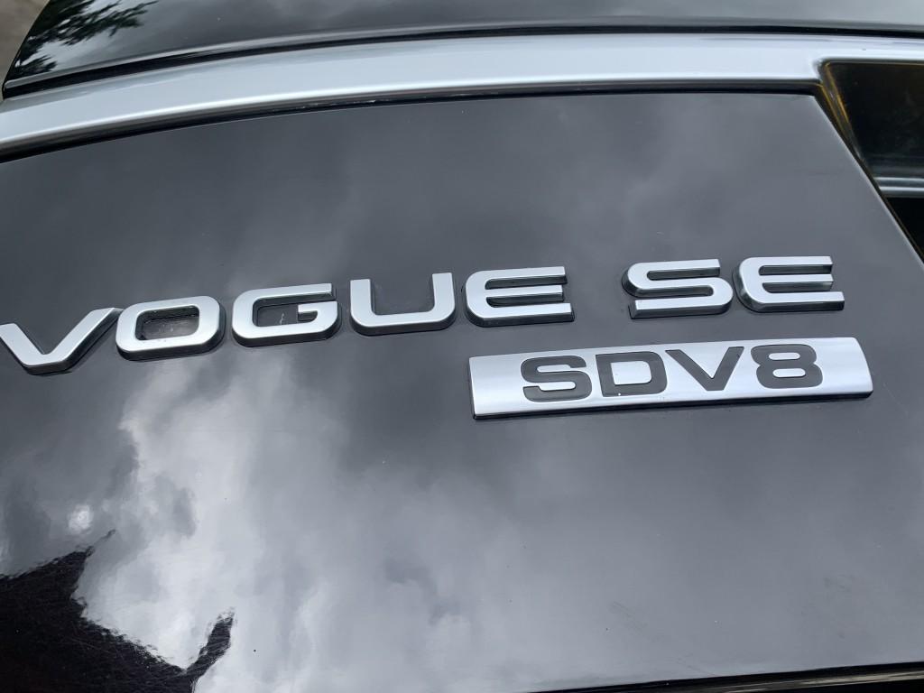 LAND ROVER RANGE ROVER 4.4 SDV8 VOGUE SE 5DR AUTOMATIC