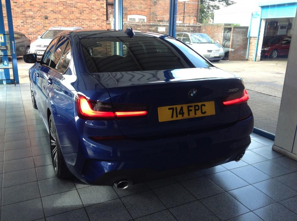 BMW 3 SERIES 2.0 320I M SPORT 4DR AUTOMATIC