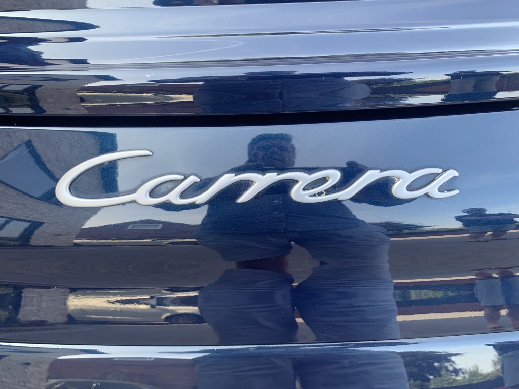 PORSCHE 911 3.4 CARRERA 2DR