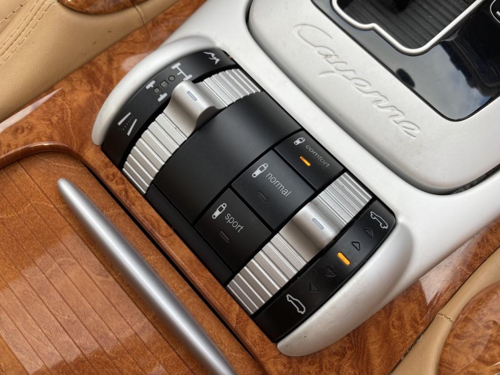 PORSCHE CAYENNE 3.2 V6 TIPTRONIC 5DR AUTOMATIC