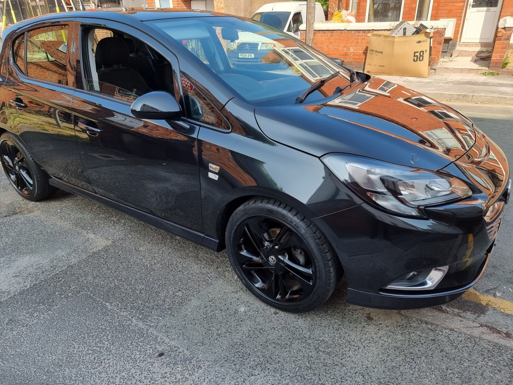VAUXHALL CORSA 1.4 LIMITED EDITION 5DR ONLY 32924 MILES - FSH - BLUETOOTH