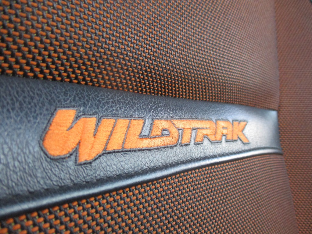 FORD RANGER 3.2 WILDTRAK 4X4 DCB TDCI 4DR AUTOMATIC