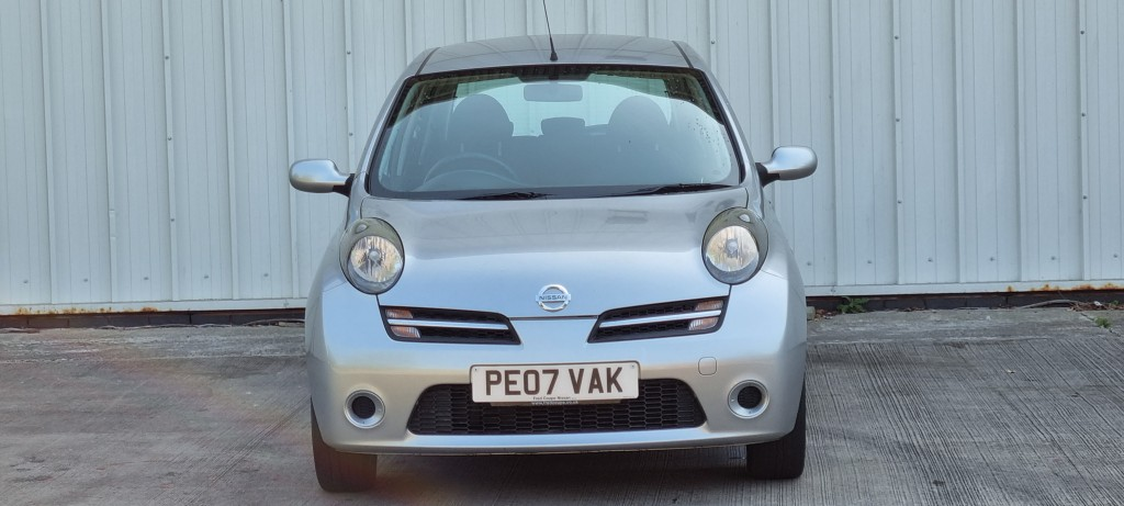 NISSAN MICRA 1.4 ACTIV LIMITED EDITION 5DR