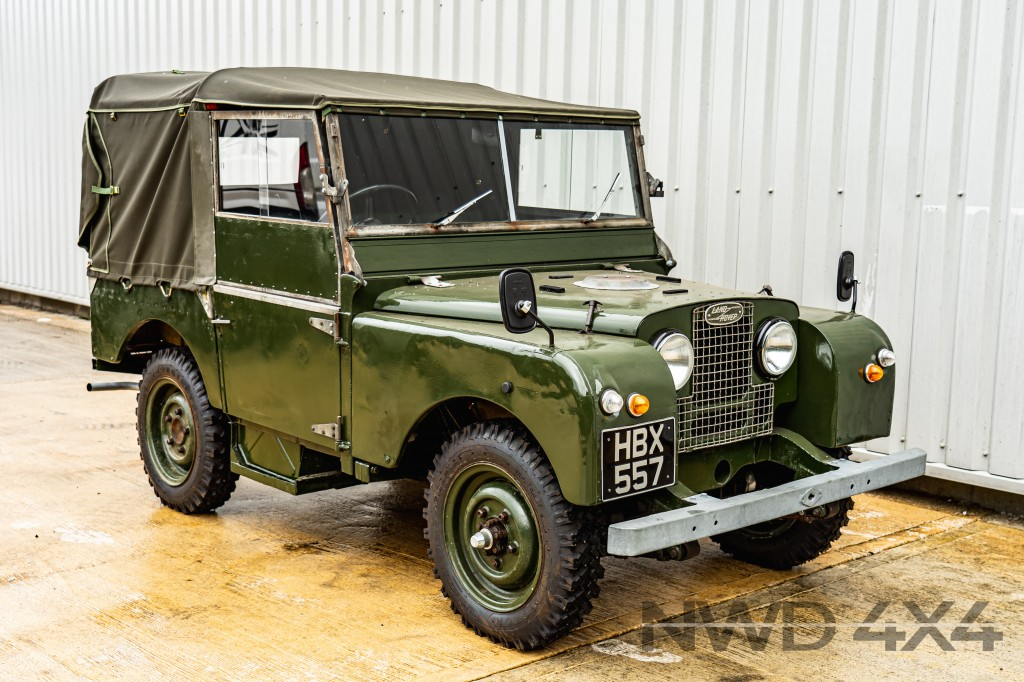 Used LAND ROVER SERIES ONE 1  2.0  in Lancashire