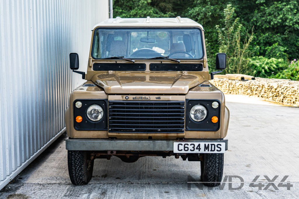 LAND ROVER DEFENDER 110 COUNTY SW  3.5