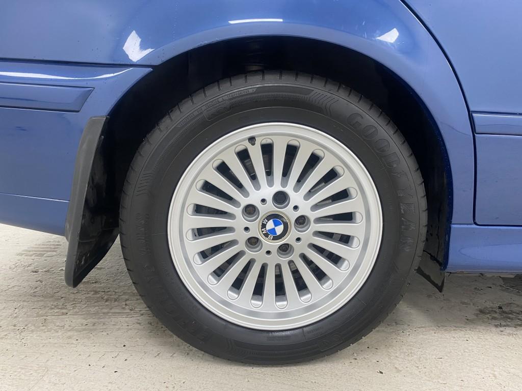 BMW 5 SERIES 530D 2.9 530D 4DR AUTOMATIC