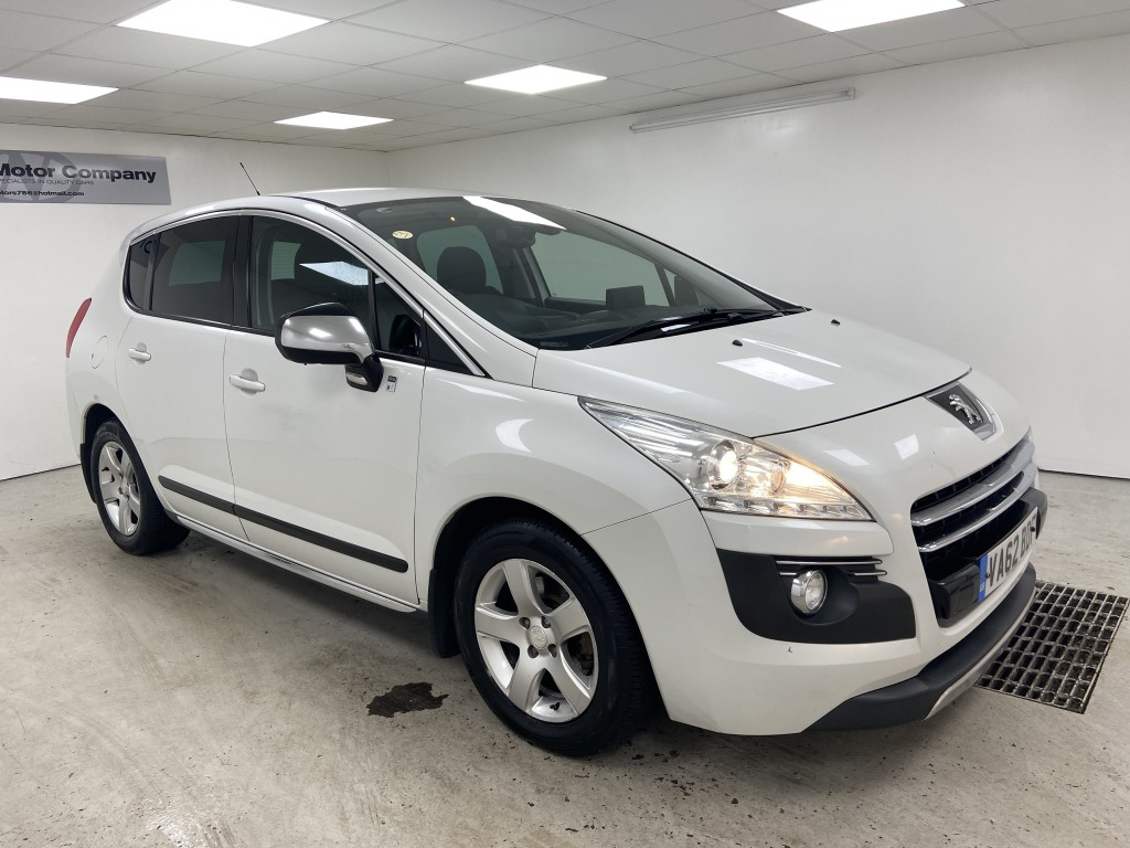 Used PEUGEOT 3008 2.0 HYBRID4 SR 5DR AUTOMATIC in West Yorkshire