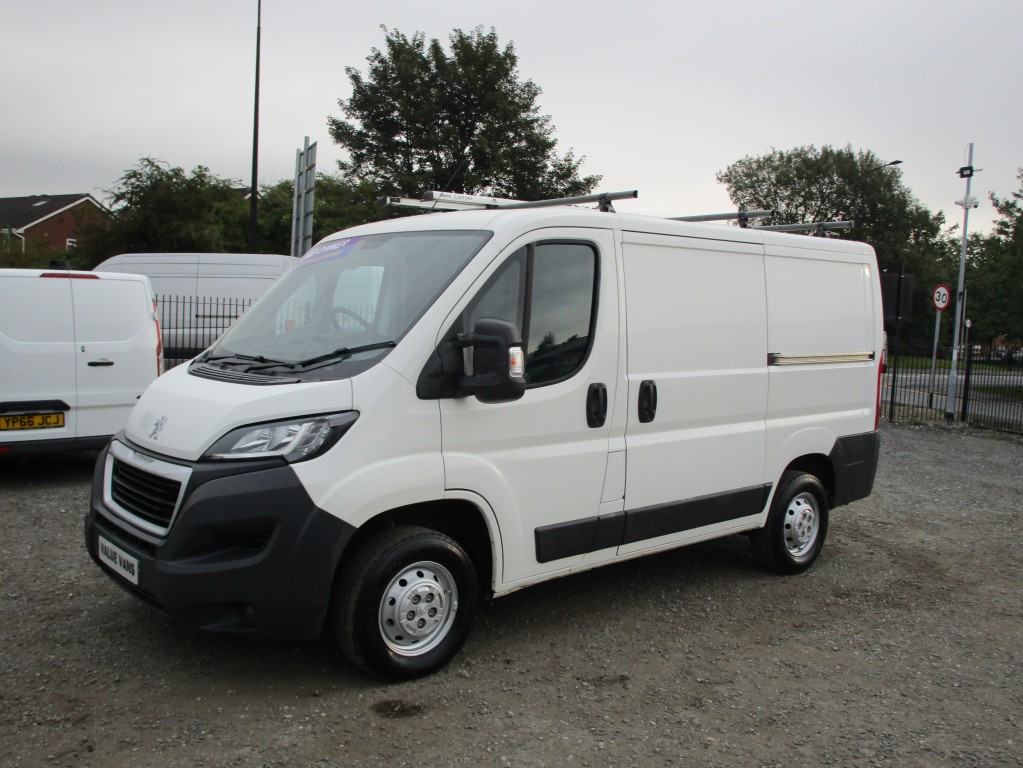 PEUGEOT BOXER L1 H1 SWB HDI 333 - JUST BEEN SERVICED