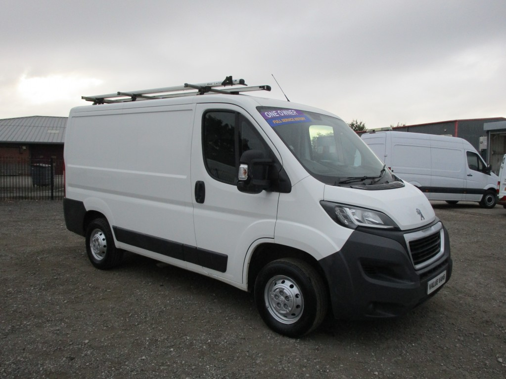 PEUGEOT BOXER HDI 333 L1H1 P/V L1 H1 SWB 333 HDI - JUST BEEN SERVICED