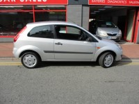 FORD FIESTA 1.2 STYLE CLIMATE 16V 3DR