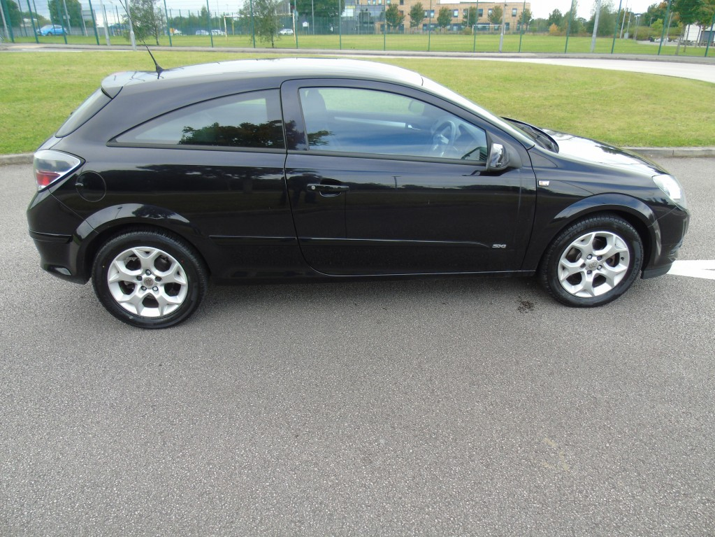 VAUXHALL ASTRA 1.6 SXI 16V TWINPORT 3DR