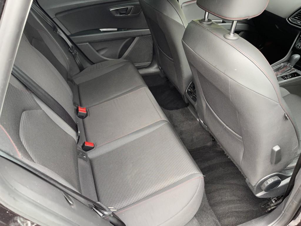 SEAT LEON 1.8 TSI FR TECHNOLOGY DSG 5DR SEMI AUTOMATIC