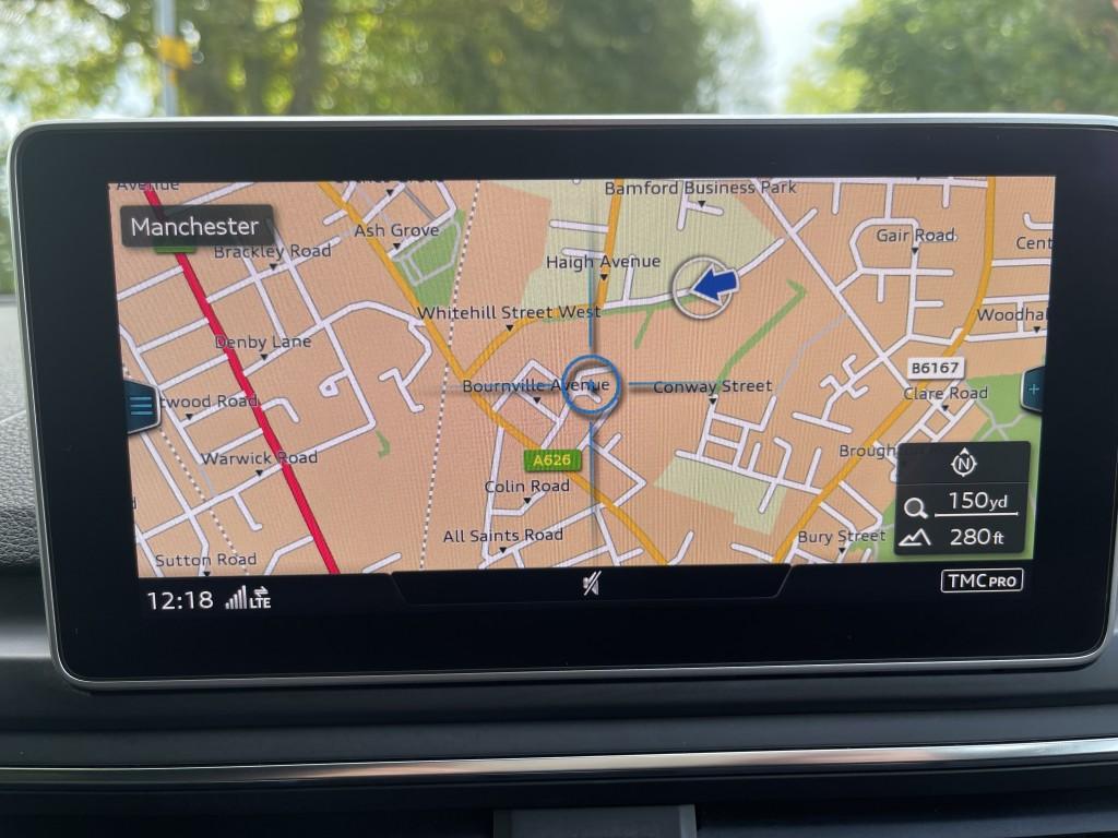 AUDI A4 3.0 TFSI S4 QUATTRO 4DR AUTOMATIC