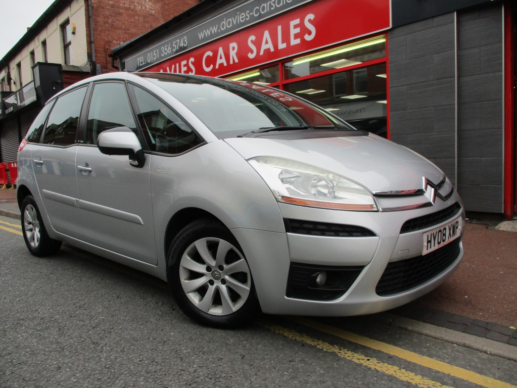CITROEN C4 PICASSO 1.6 VTR PLUS HDI 5STR 5DR YES 39K ONLY,