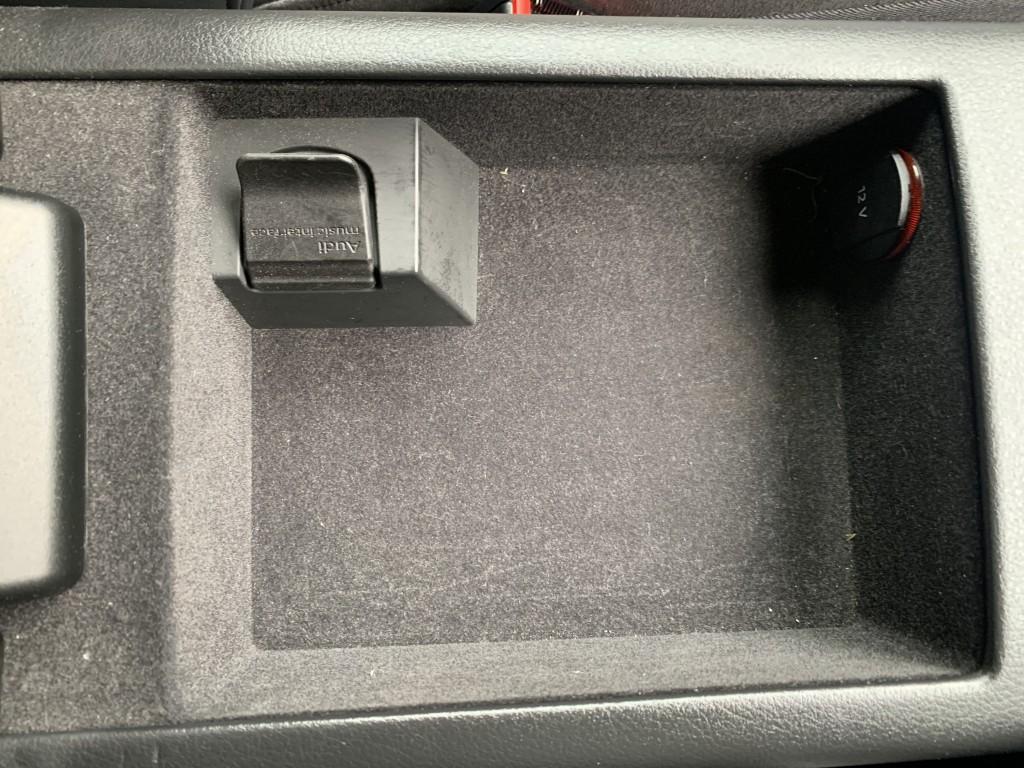 AUDI A6 2.0 TDI BLACK EDITION 4DR