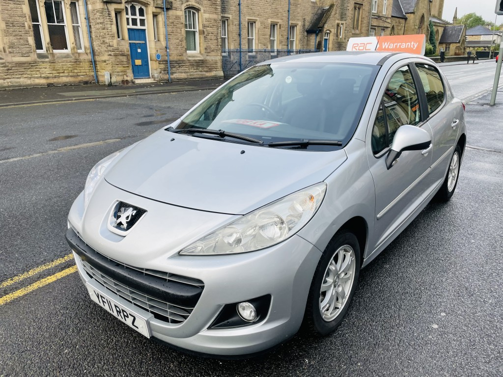PEUGEOT 207 1.4 HDI ACTIVE 5DR