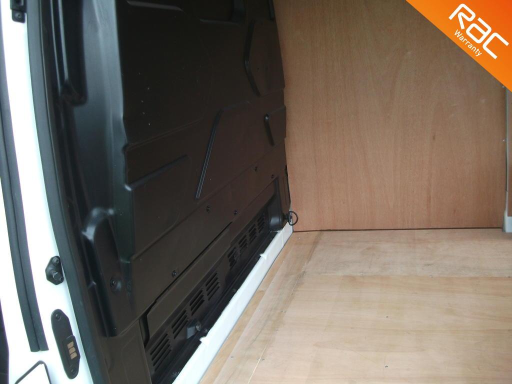 FORD TRANSIT CUSTOM DIESEL PANEL VAN 2.0 290 LR P/V
