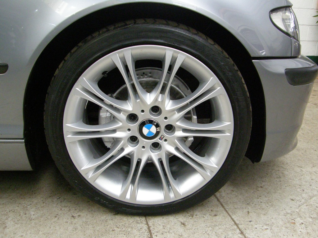 BMW 3 SERIES 2.2 320I SPORT 4DR AUTOMATIC
