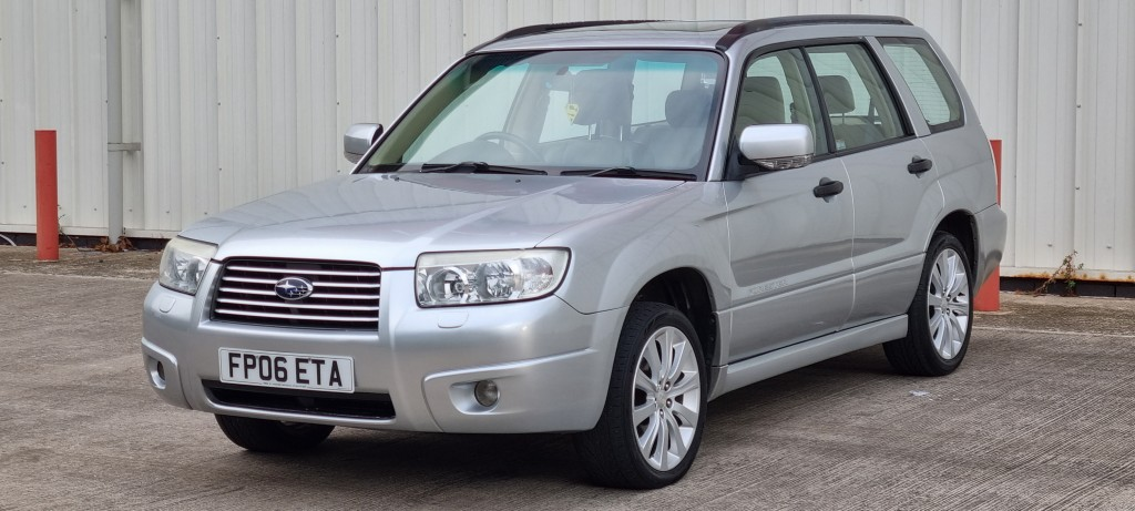 SUBARU FORESTER 2.0 X 5DR