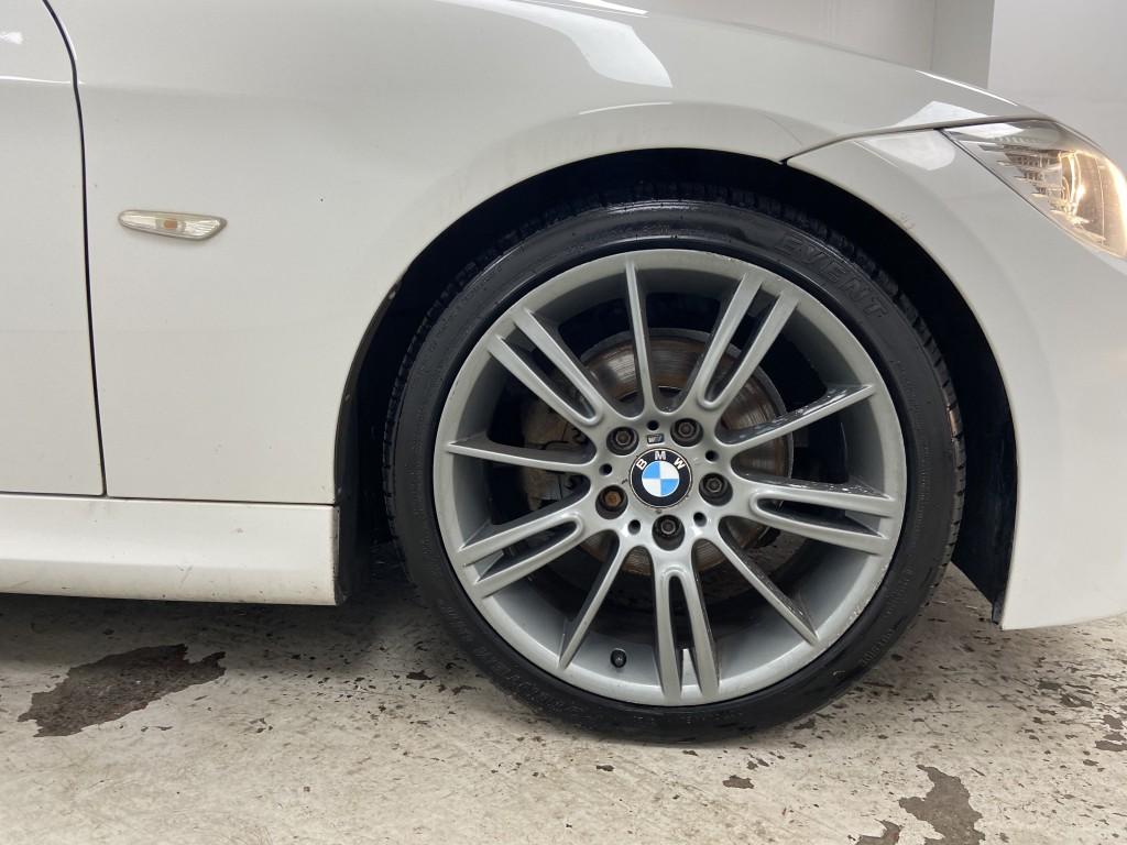BMW 3 SERIES 2.0 318I SPORT PLUS EDITION 4DR