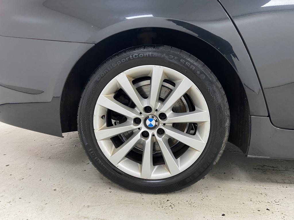BMW 5 SERIES 3.0 525D SE 4DR AUTOMATIC