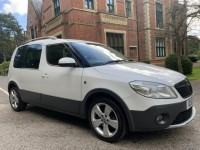 SKODA ROOMSTER 1.6 SCOUT TDI CR 5DR