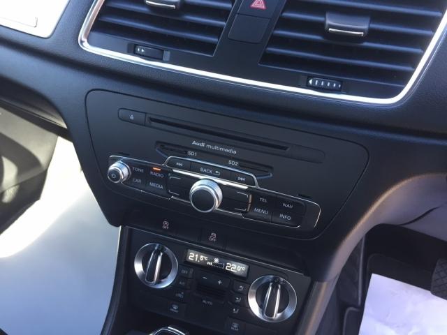 AUDI Q3 2.0 TDI S line SUV 5dr Diesel S Tronic quattro (156 g/km, 175 bhp)