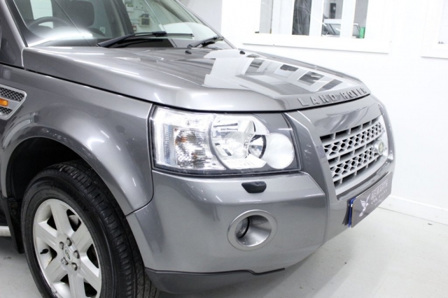 LAND ROVER FREELANDER 2 2.2 TD4 GS 5dr