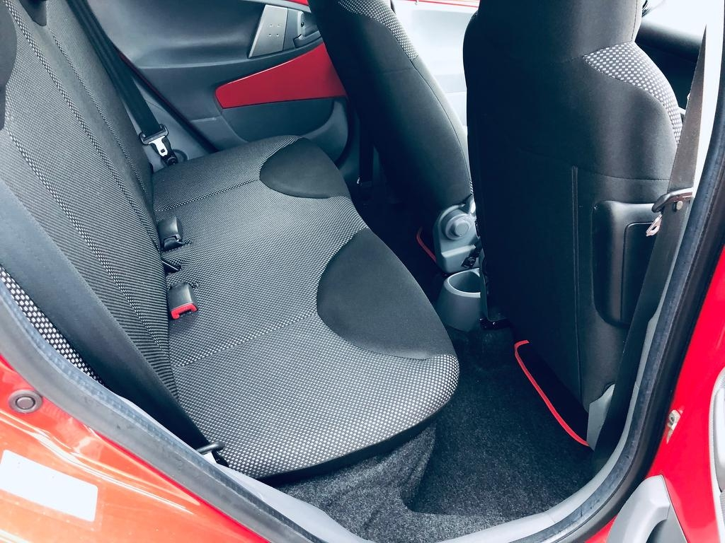 TOYOTA AYGO 1.0 VVT-i GO Hatchback 5dr Petrol Manual (106 g/km, 67 bhp)