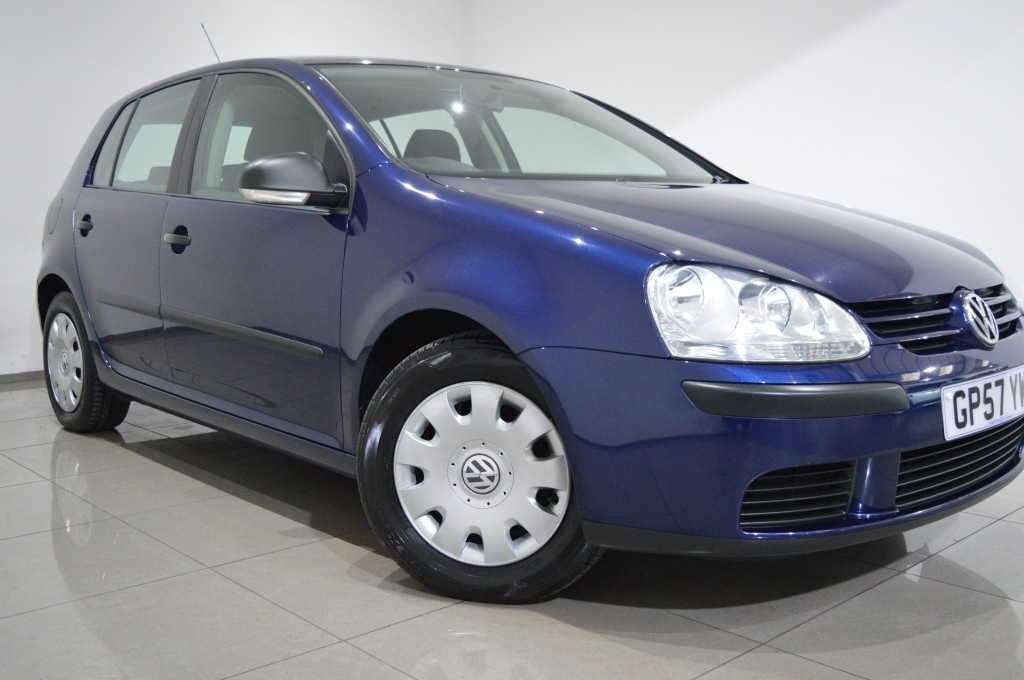 VOLKSWAGEN GOLF 1.4 S 5DR F/S/H, CAMBELT REPLACED