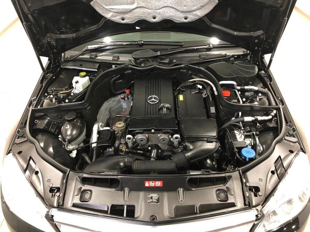 MERCEDES-BENZ C CLASS 1.8 C200 Kompressor Sport 4dr