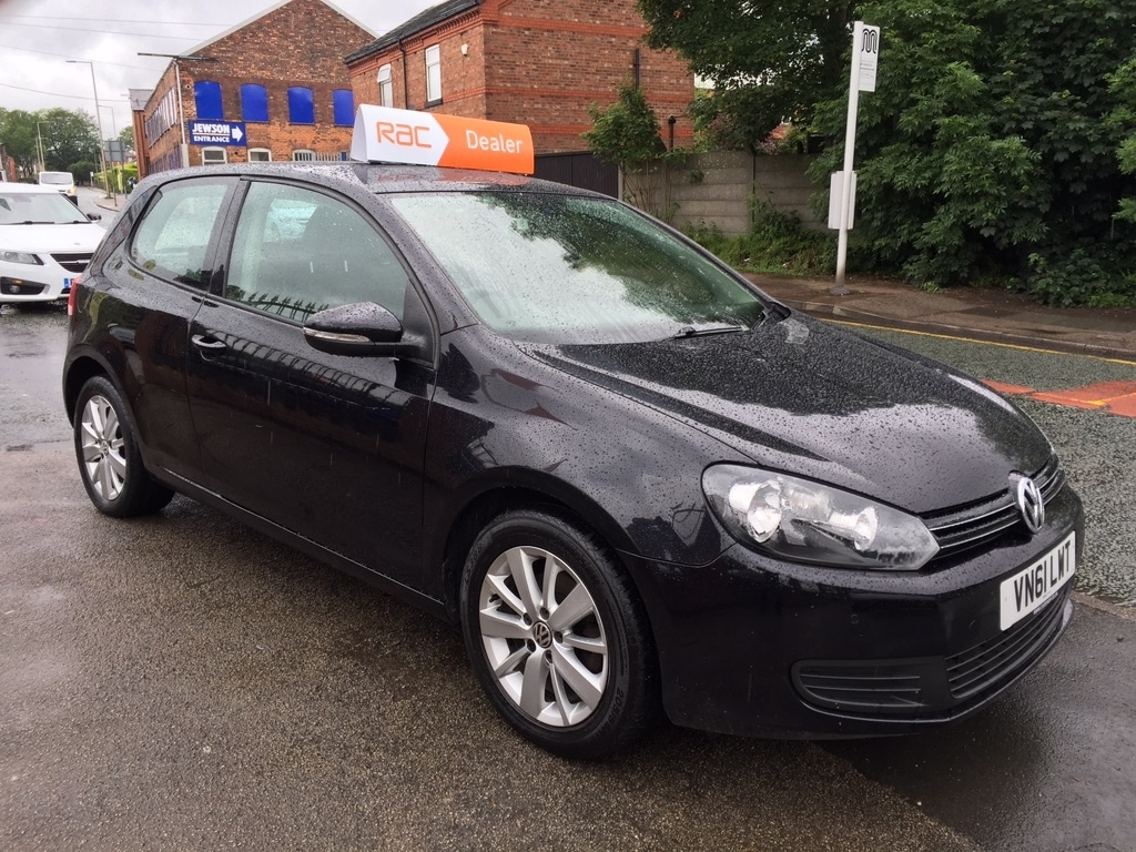 VOLKSWAGEN GOLF 1.6 TDI BlueMotion Tech Match Final Edition 3dr