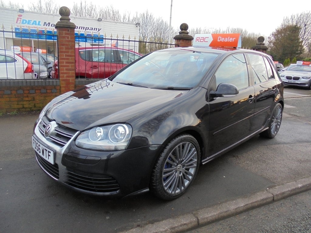 VOLKSWAGEN GOLF 3.2 V6 R32 4MOTION 5dr