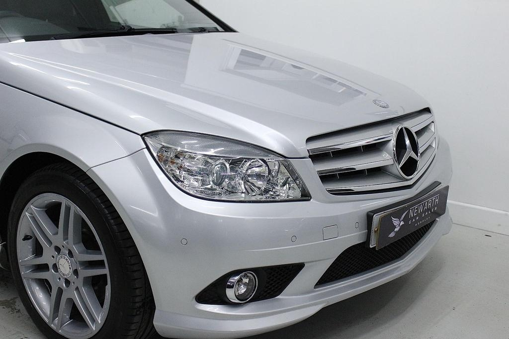 MERCEDES-BENZ C CLASS 1.8 C250 BlueEFFICIENCY Elegance 5dr