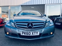 MERCEDES-BENZ E CLASS 1.8 E200 CGI BlueEFFICIENCY SE Coupe 2dr Petrol Manual (168 g/km, 184 bhp)