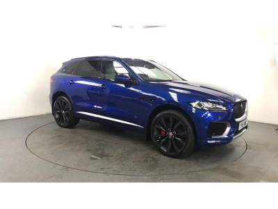 2016 JAGUAR F-PACE 3.0 V6 FIRST EDITION AWD 5d AUTO 296 BHP