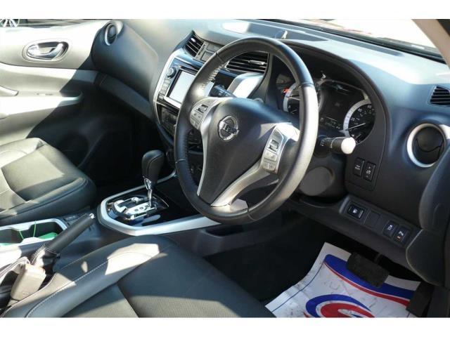 NISSAN NP300 Navara 2.3dCi Tekna Double Cab 4WD Pickup