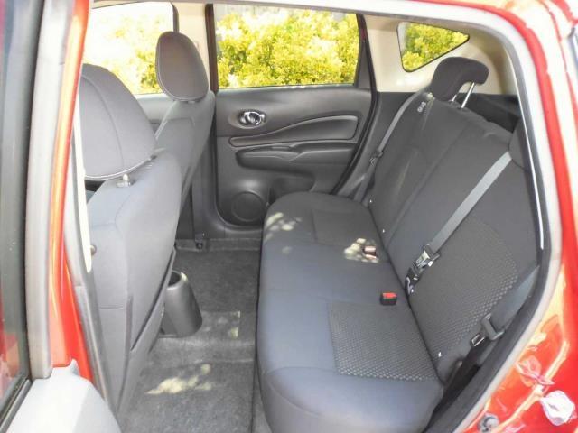 NISSAN Note Hatchback 5-Door 1.2 Acenta