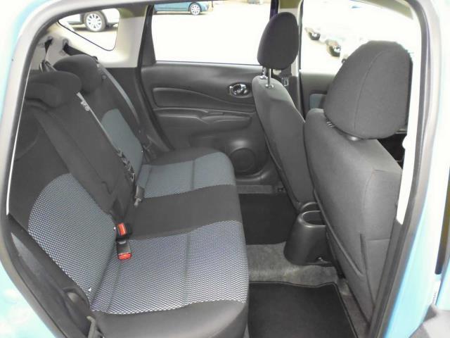 NISSAN Note Hatchback 5-Door 1.2 (80ps) N-TEC